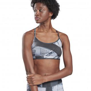 Brassière femme Reebok Skinny Sports