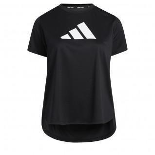 T-shirt femme adidas Badge of Sport Grande Taille