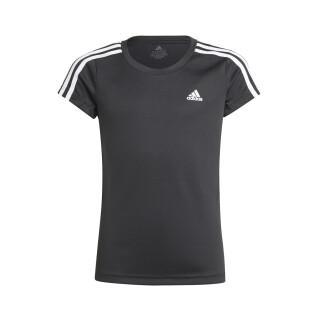 T-shirt enfant adidas D2M 3-Bandes