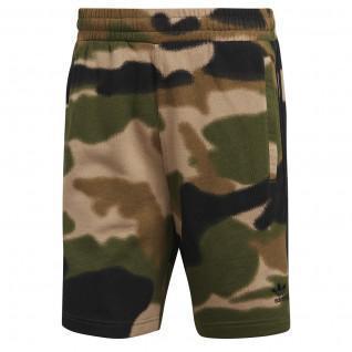 Short adidas Originals Camo 3-Stripes
