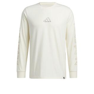 T-shirt manches longues adidas Geo Graphic