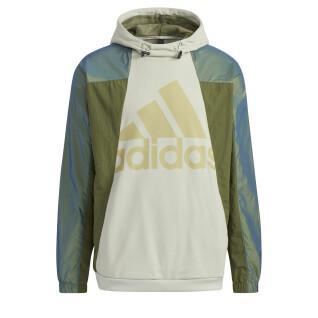 Sweatshirt à capuche adidas Badge of Sport