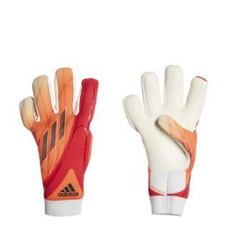 Gants de gardien Adidas X GL LGE J