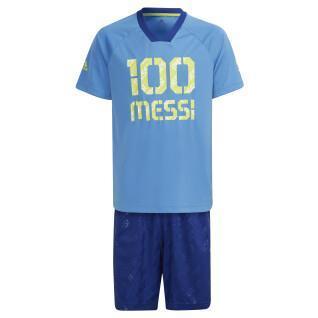 Ensemble enfant adidas Messi Football-Inspired Summer Set