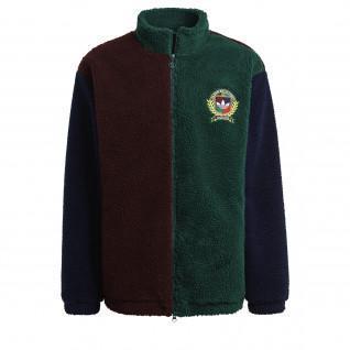 Veste zippée adidas Originals Collegiate Crest