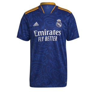 Maillot extérieur Real Madrid 2021/22