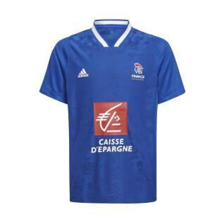 Maillot domcile enfant France 2021/22