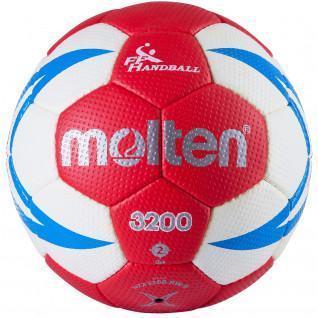 Ballon d'entrainement Molten HX3200 FFHB taille 2