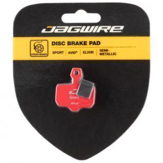 Plaquette de frein Jagwire Sport Semi-Metallic Disc Brake Pad Avid BB5