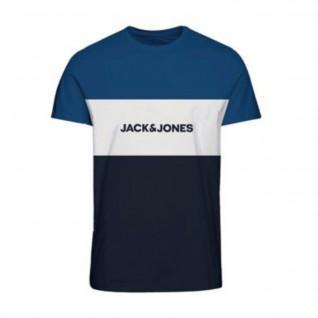 T-shirt enfant Jack & Jones Logo Blocking