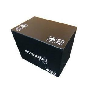 Box Jump Mousse Fit & Rack 50x60x75