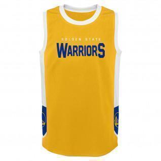 Maillot enfant Outerstuff NBA Golden State Warriors