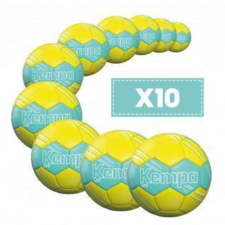 Lot de 10 Ballons Kempa Leo