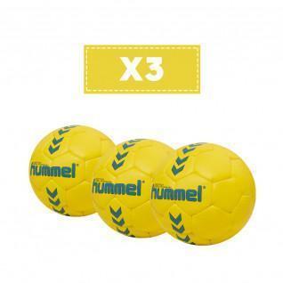 Lot de 3 Ballons junior Hummel Street Play