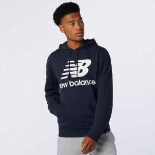 Sweatshirt New Balance essentials stacked logo