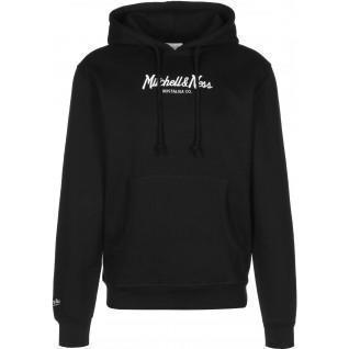 Sweatshirt à capuche Mitchell & Ness