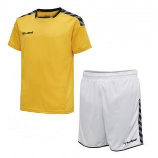Pack junior Hummel Hmlauthentic Poly