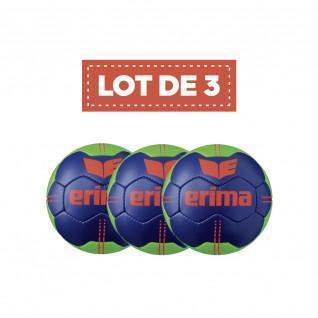 Lot 3 Ballons Erima Pure Grip N° 3