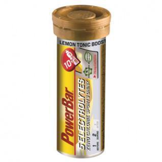 Pastilles PowerBar Electrolytes 5   - Lemon Tonic Boost caffeine (12X10 tabs)