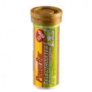 Pastilles PowerBar Electrolytes 5  - Mango-passion Fruit (12X10 tabs)