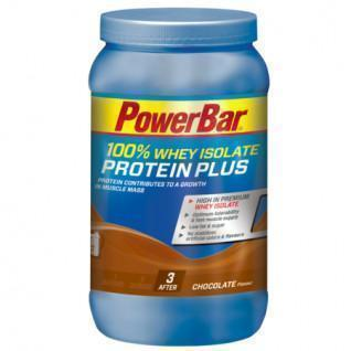 Poudre PowerBar ProteinPlus 100% Whey Isolate - Chocolate Deluxe (570gr)