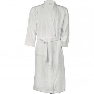 Peignoir Kariaban Kimono blanc