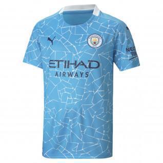 Maillot domicile enfant Manchester City 2020/21