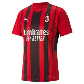 Maillot domicile Milan AC 2021/22