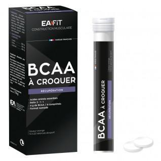 BCAA à croquer citron EA Fit (2x20 comprimés)