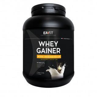 Whey gainer Vanille EA Fit