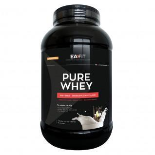 Pure Whey vanille intense EA Fit 2,2kg