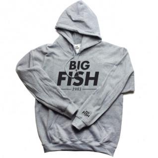 Sweat à capuche Logo Big Fish