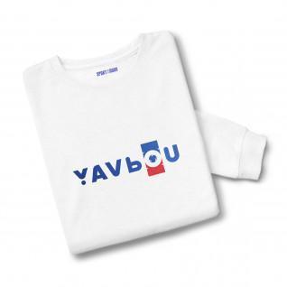 Sweatshirt mixte Team Yavbou Logo 19