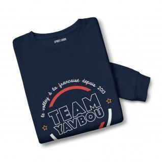 Sweatshirt mixte Team Yavbou 2013