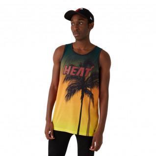 Débardeur New Era NBA Miami Heat Aop summer city