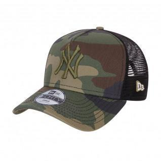 Casquette enfant New Era 9forty Trucker New York Yankees camo