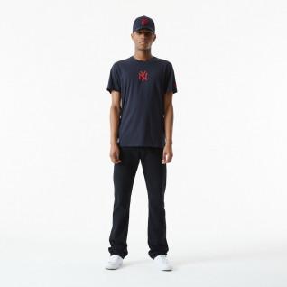 T-shirt New Era Baseball New York Yankees