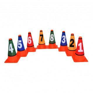 Cols de cônes numérotés LynxSport