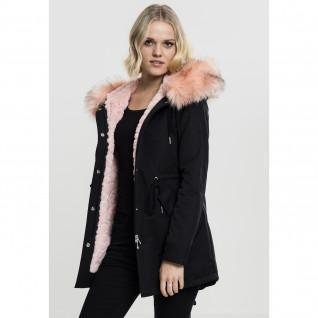 Parka femme Urban Classic lined