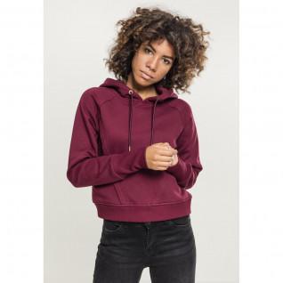 Sweatshirt femme Urban Classic thumb hole