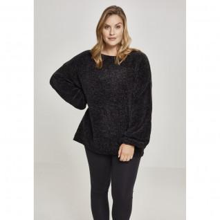 Sweatshirt femme Urban Classic chenille GT