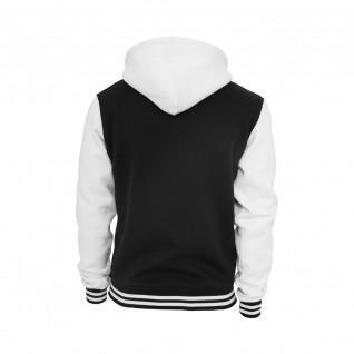Sweatshirt Urban Classic 2-tone zip GT