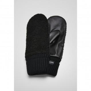 Gants Urban Classics sherpa imitation leather