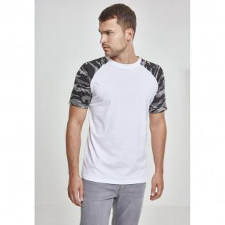T-shirt Urban Classic raglan contrat
