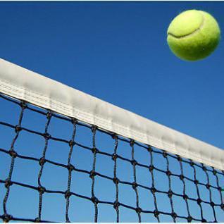 Filet de tennis 2mm entraînement Carrington