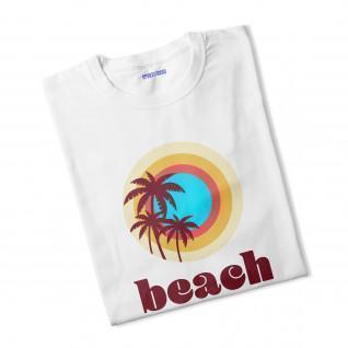 T-shirt fille Beach
