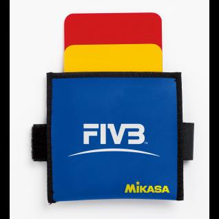 Jeu de cartons arbitre Mikasa VK