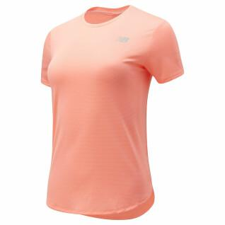 Maillot femme New Balance accelerate sleeve