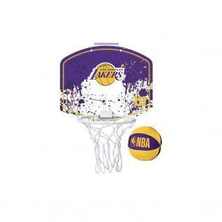 Mini Panier NBA Los Angeles Lakers