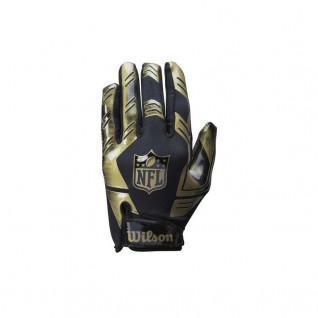 Gants de football américain Wilson NFL Stretch